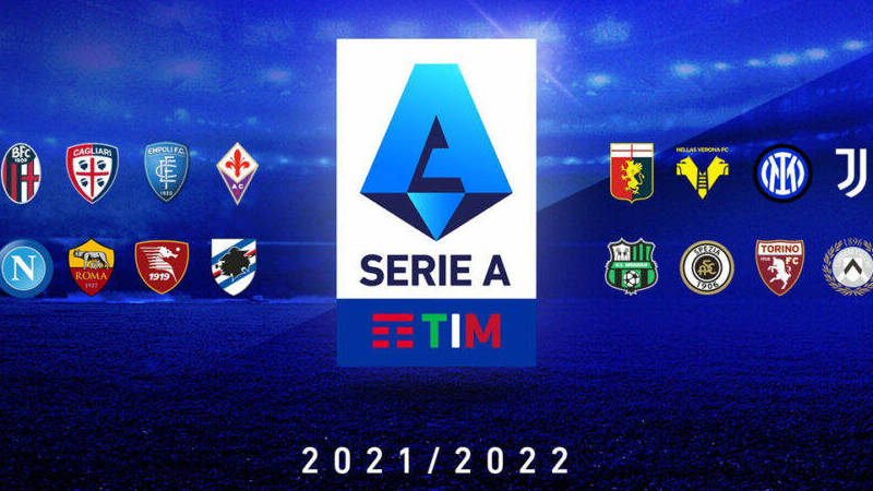 Serie A 2021/22 calendar, results and where to see the matches