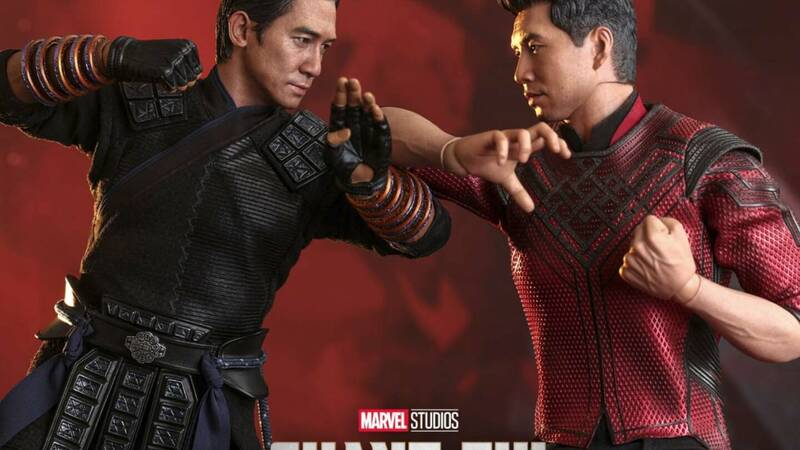Hot Toys: Shang-Chi and Wenwu arrive