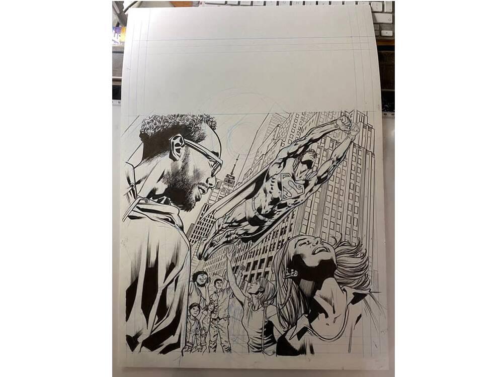 Superman Bryan Hitch Mark Waid