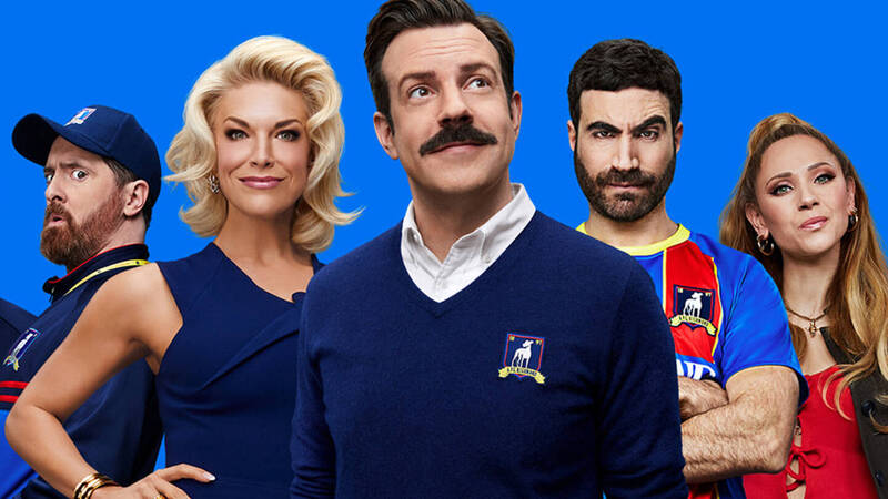 Ted Lasso, the AppleTV + series you must see