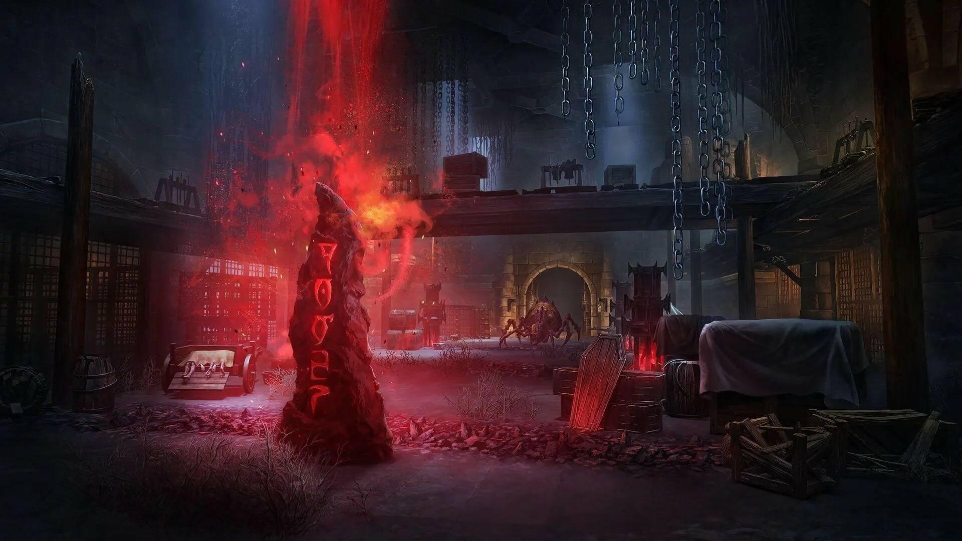The Elder Scrolls Online Waking Flame