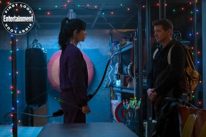 trailer di Hawkeye