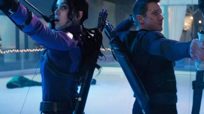Hawkeye trailer: Kate Bishop debuts