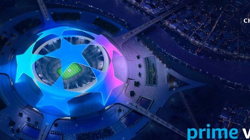 UEFA Champions League: The first three games exclusively on Prime Video