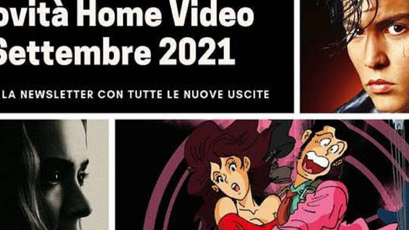 The Koch Media and Anime Factory home video releases of September 2021