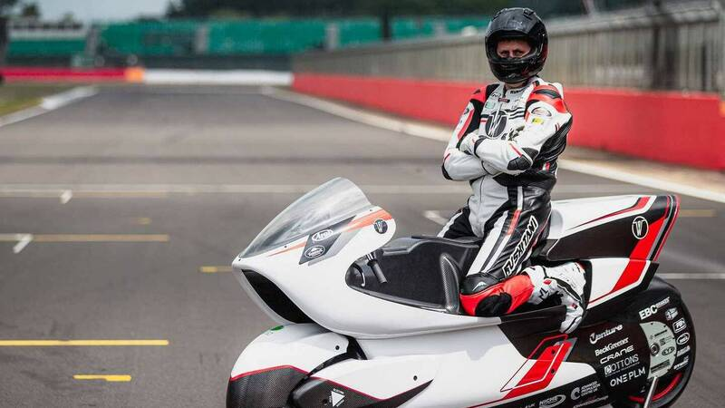 White Motorcycle Concepts is almost ready: in 2022 the first speed tests in Bolivia