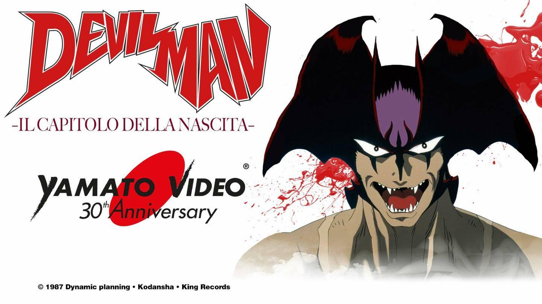 Devilman – La Nascita