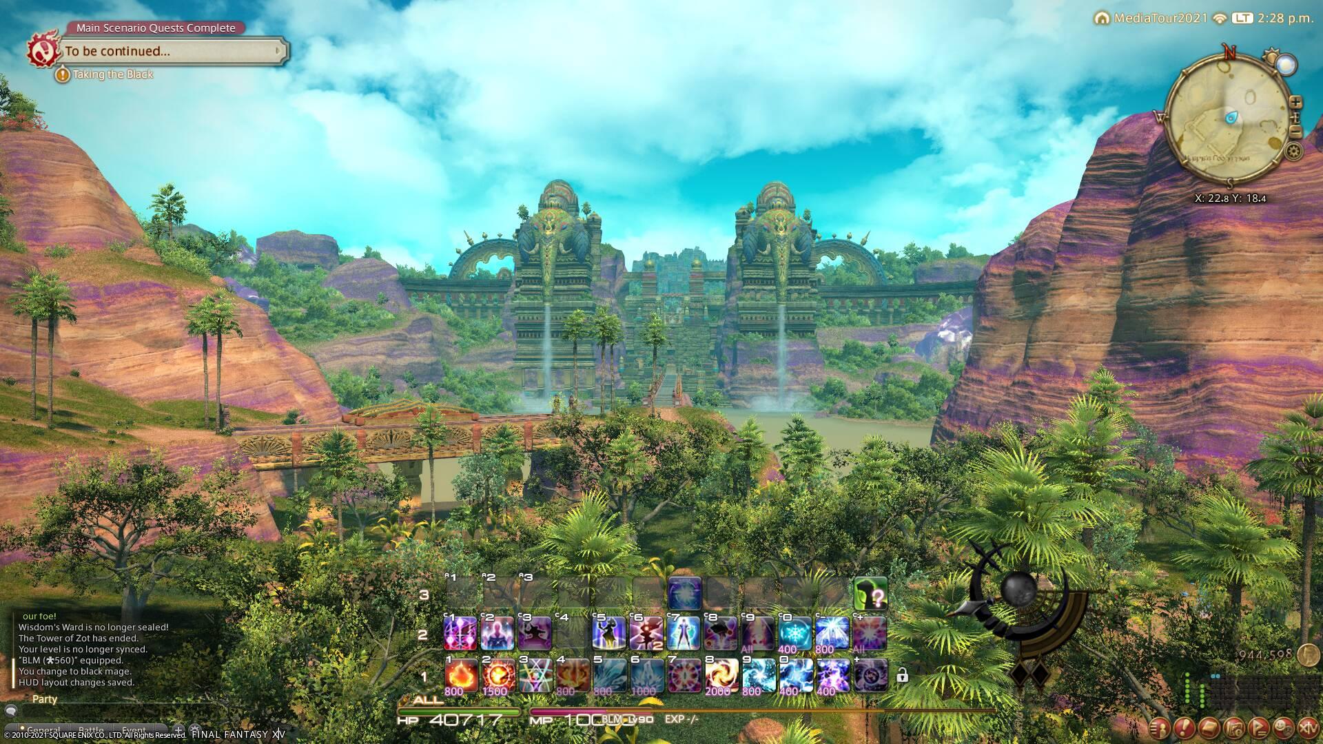 Final Fantasy XIV - Endwalker