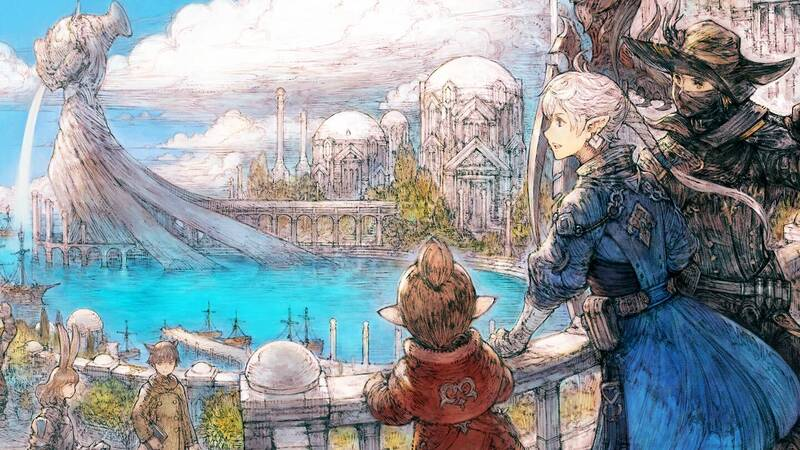 Final Fantasy 14 meets Animal Crossing in the relaxing new DLC