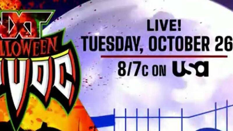 WWE NXT 2.0: Halloween Havoc 2021 main event announced