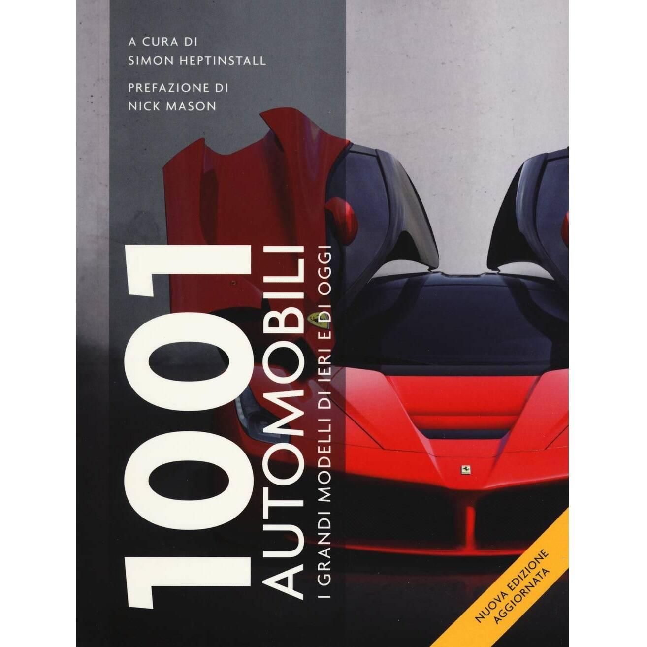 Guida acquisto libri automobilismo