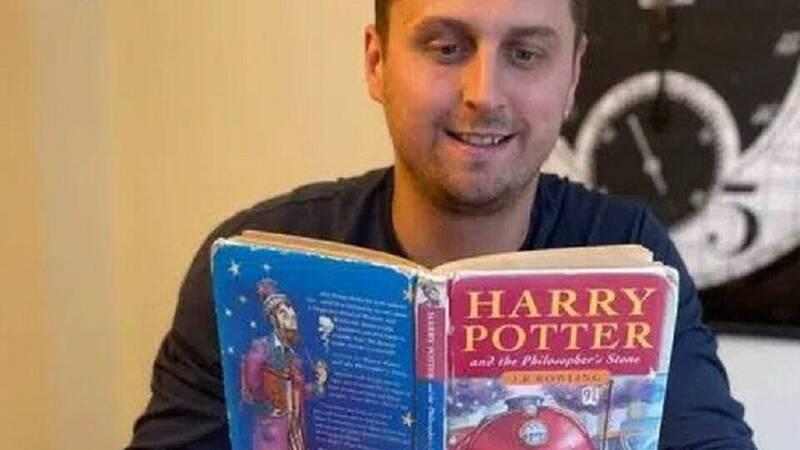 Il vero Harry Potter ha venduto il primo …