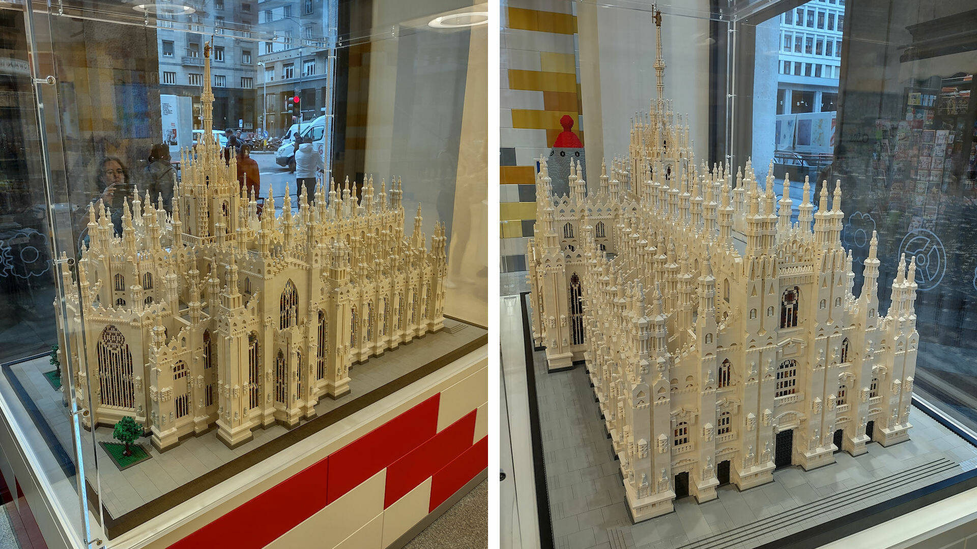 LEGO CERTIFIED STORE MILANO  SAN BABILA