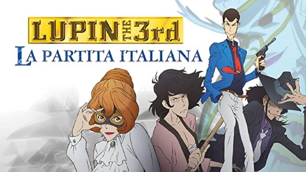 Lupin III – La partita italiana