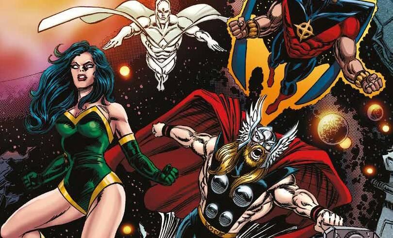 novità Panini Marvel di dicembre 2021