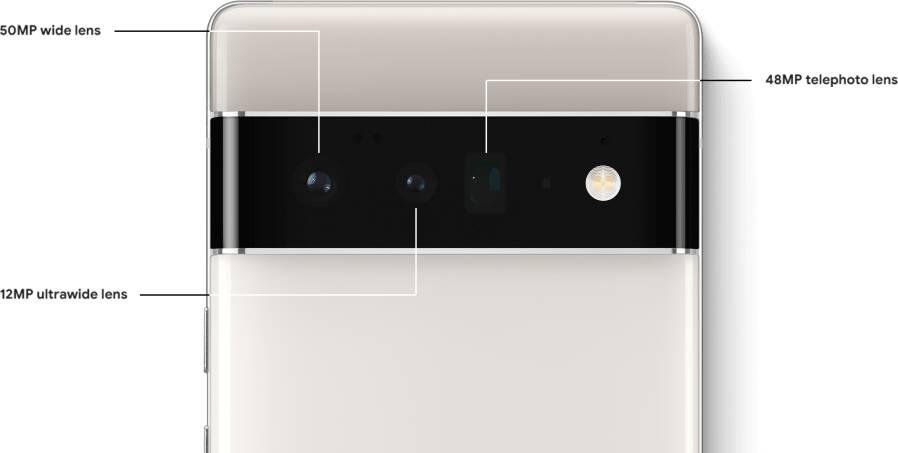 Pixel 6 software