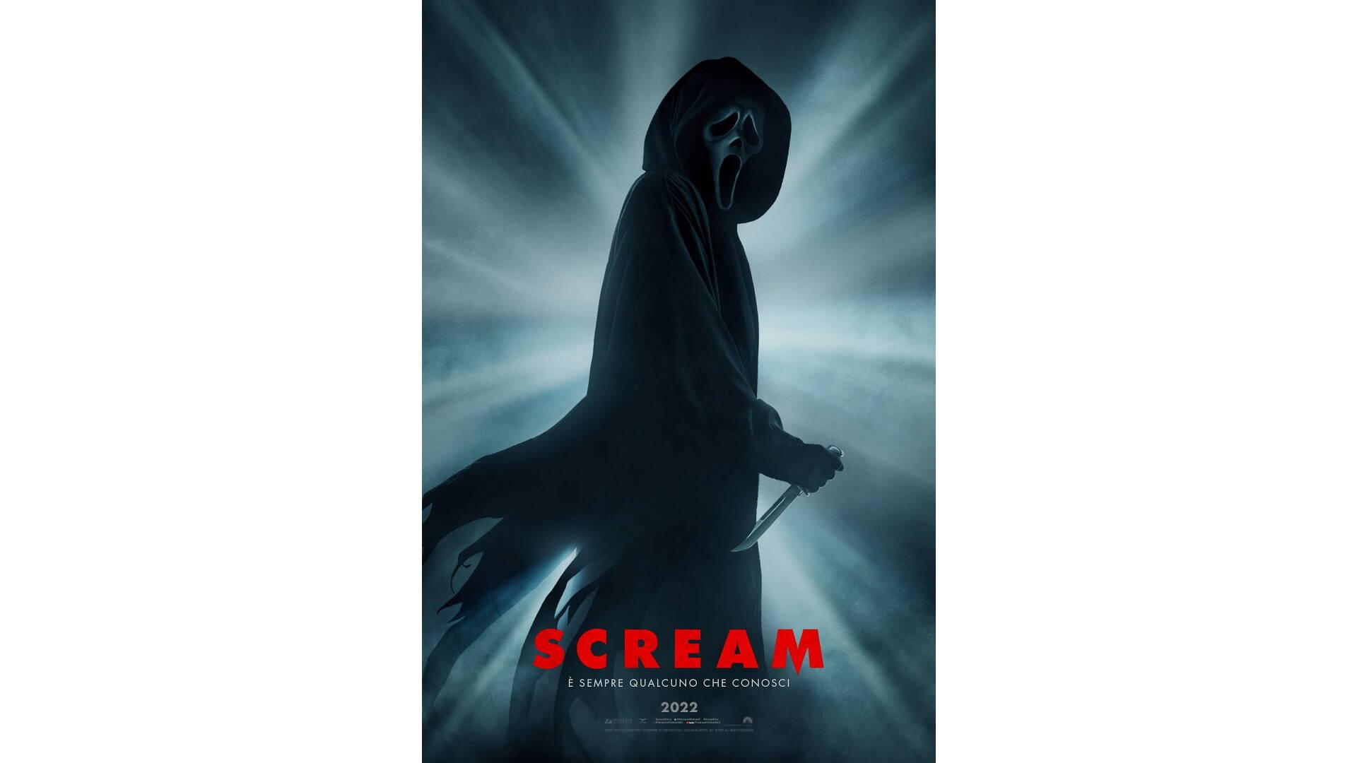 primo trailer di Scream