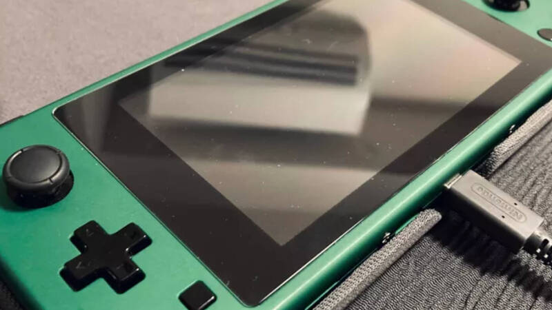 This project turns Raspberry Pi into a Nintendo Switch Lite