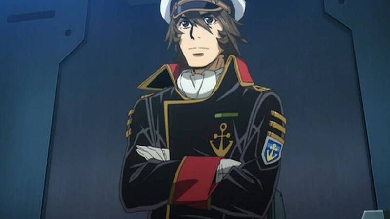 Star Blazers - Space Battleship Yamato 2205: the first 14 minutes of the first film