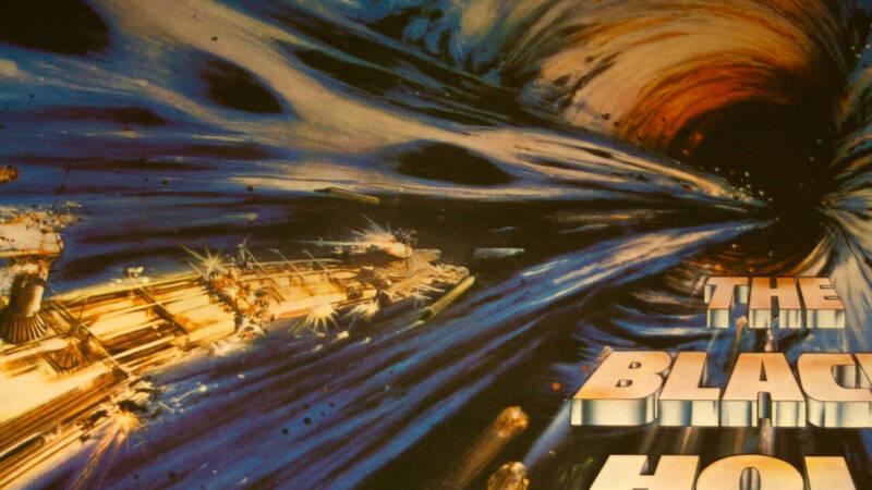 The Black Hole: Disney's dark sci-fi