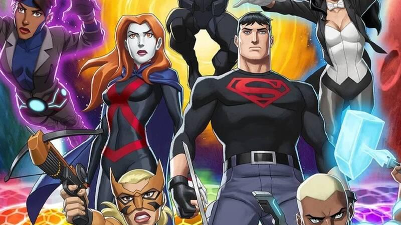 Il trailer di Young Justice: Phantoms da …