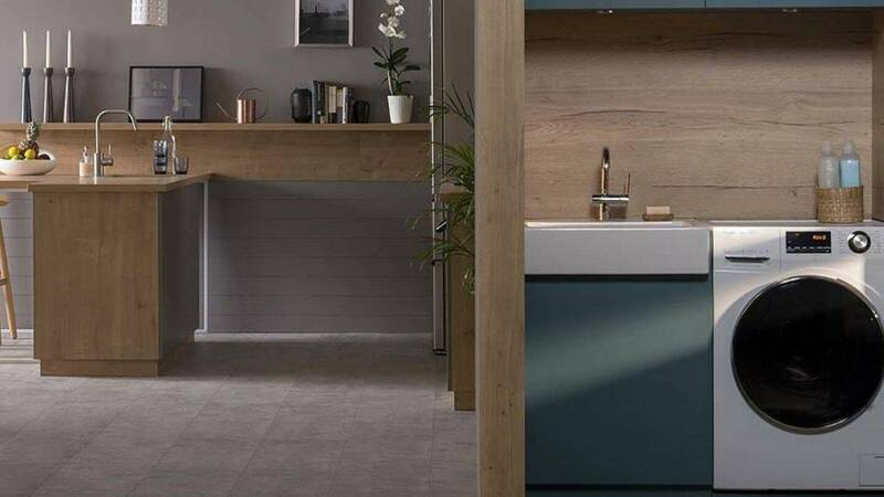 Haier washing machine with antibacterial treatment almost given by Unieuro