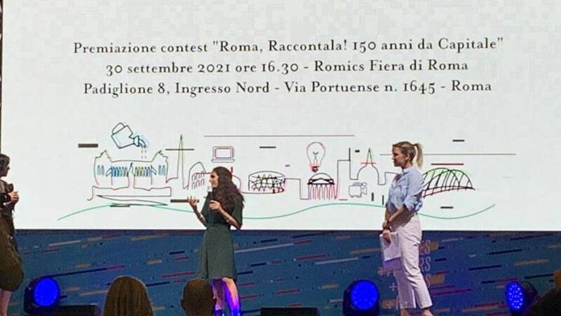 Romics 2021: video game and digital sensibility with special guests