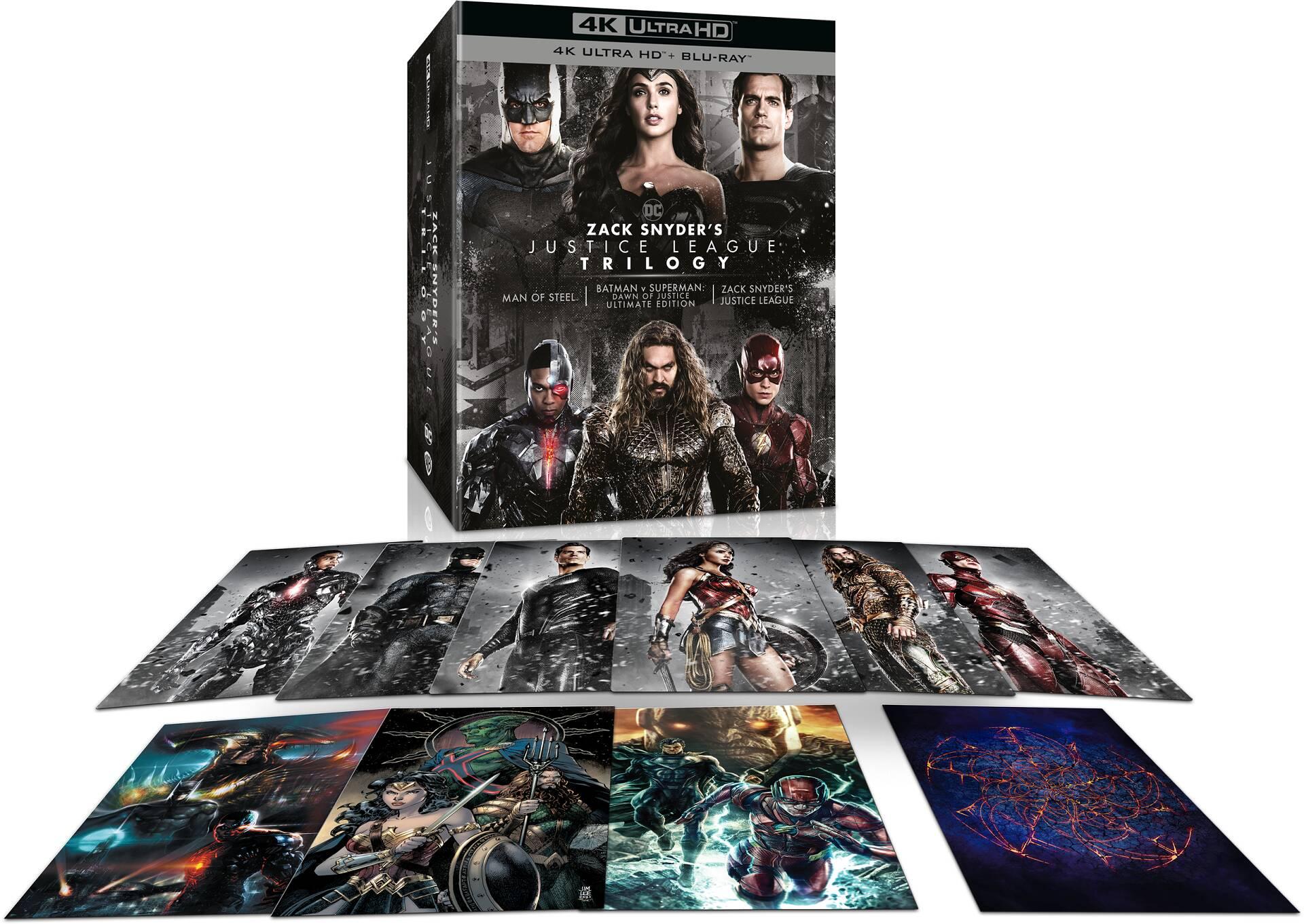uscite home video Warner Bros. di ottobre 2021