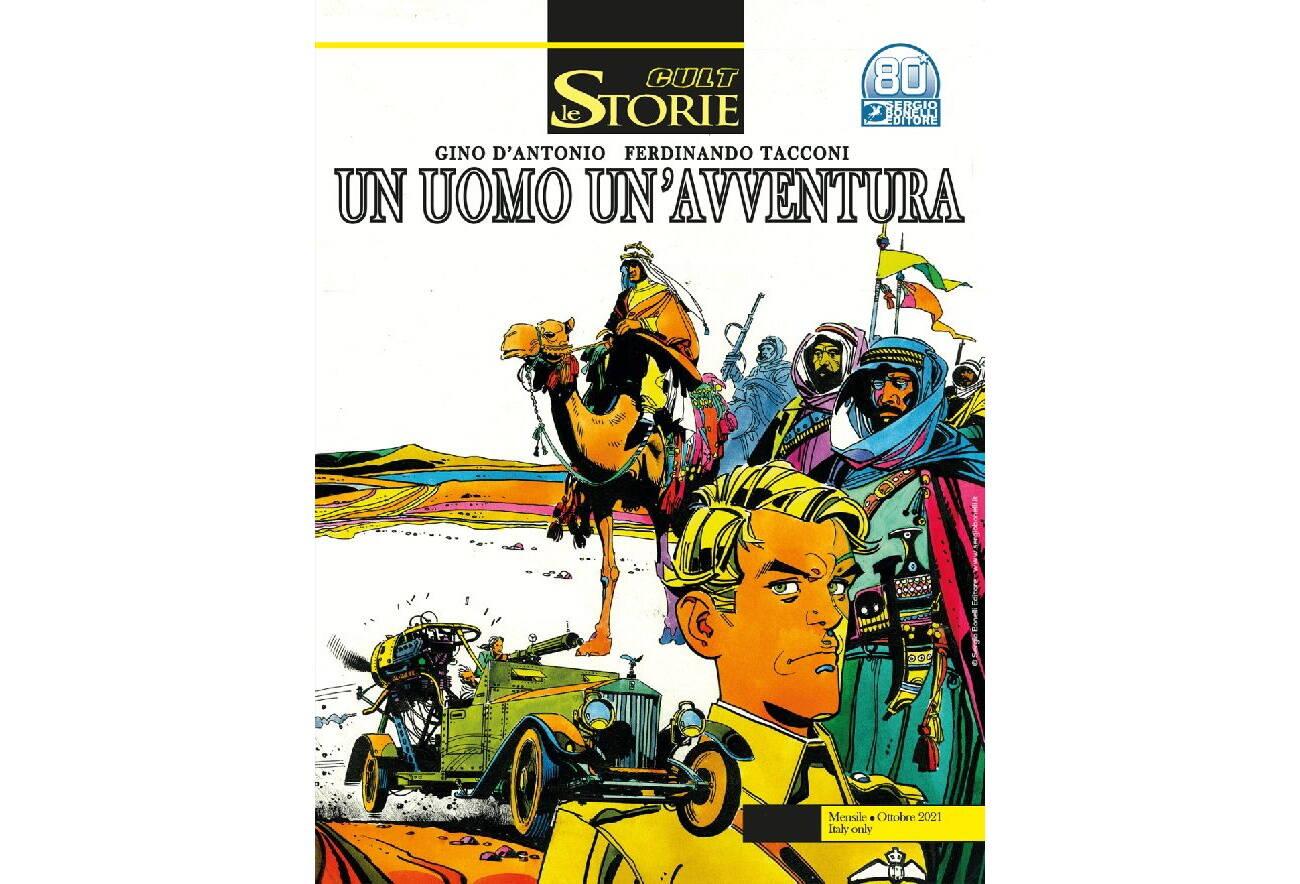 uscite Sergio Bonelli Editore dal 12 al 16 ottobre 2021