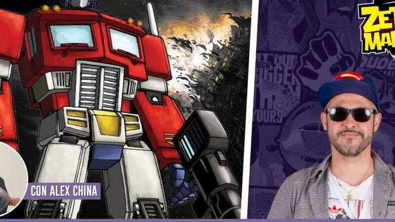 Zetha Mansion ep.04: Transformers (with Alex China)