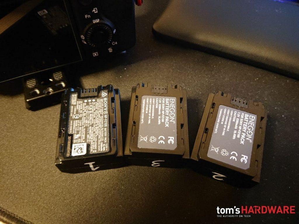 aggiornamento Sony A7 III